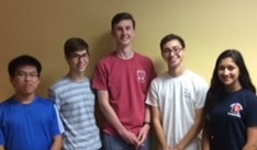 National Merit Semifinalists - Caddo Parish Magnet High School
