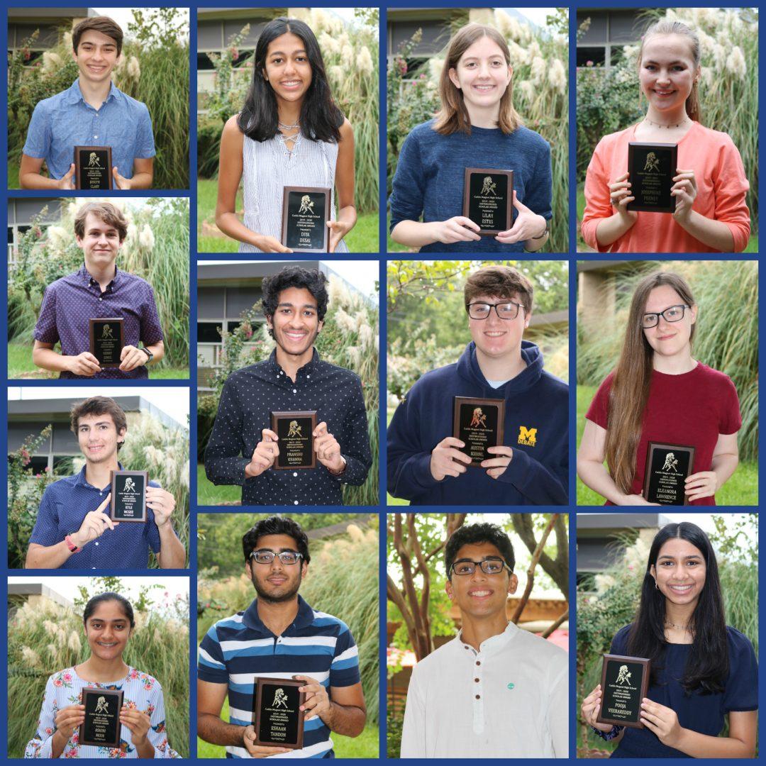 Distinguished Scholars - Caddo Parish Magnet High School